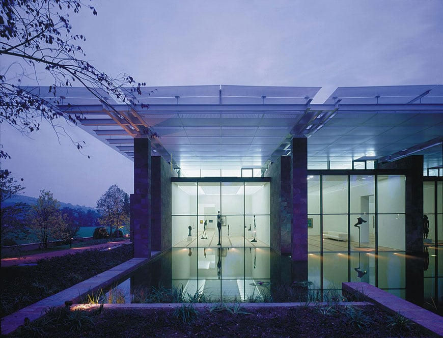 Fondation Beyeler Renzo Piano 03