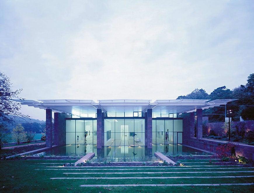 Fondation Beyeler Renzo Piano 04