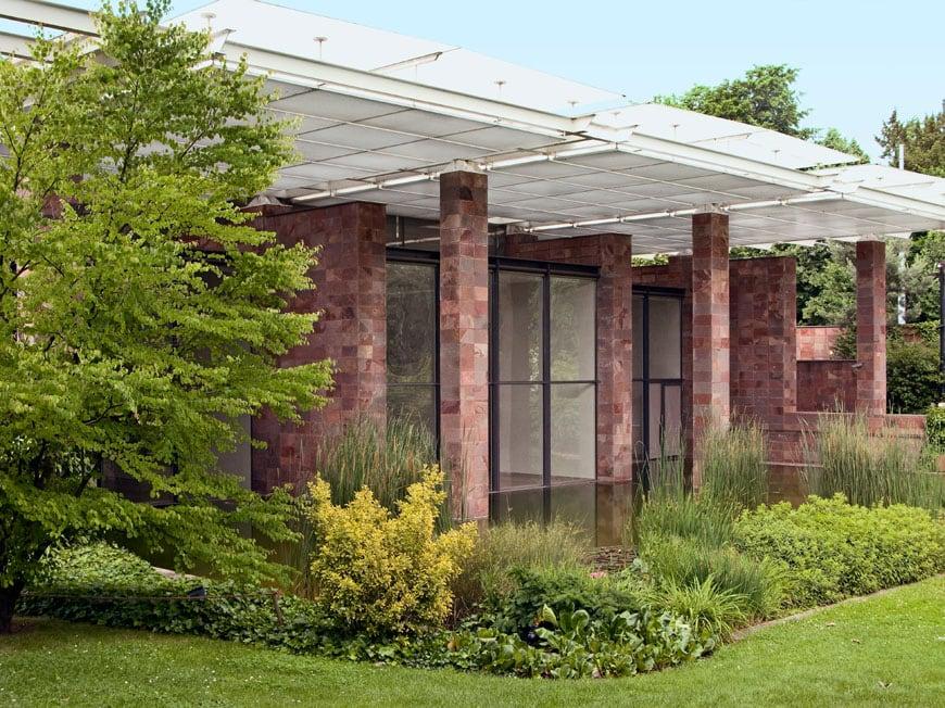 Fondation Beyeler Renzo Piano 05