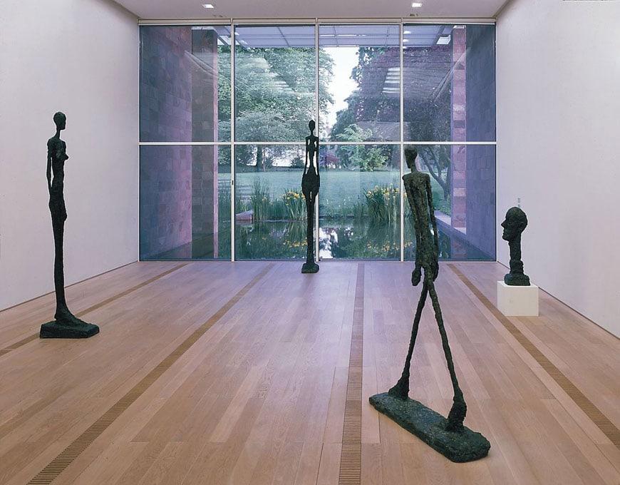 Fondation Beyeler Riehen Basel Giacometti