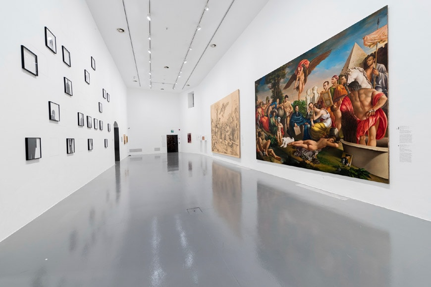 GAMeC Galleria di Arte Moderna e Contemporanea Bergamo 3