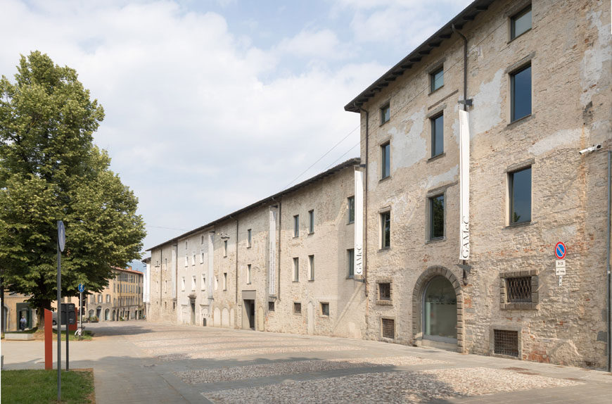 GAMeC Gallery of Modern and Contemporay Art Bergamo