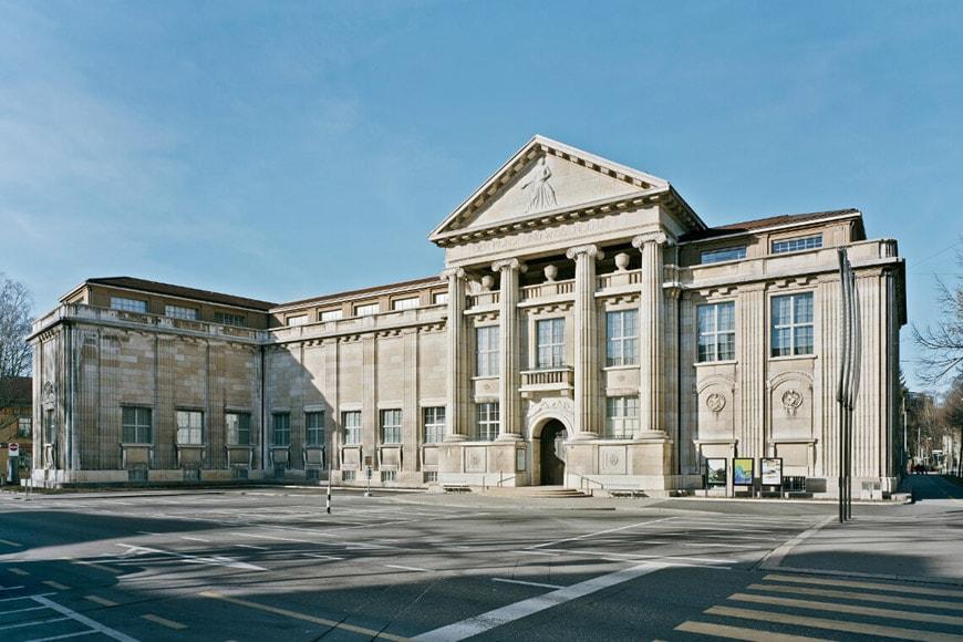 Kunst Museum Winterthur Beim Stadthaus 1