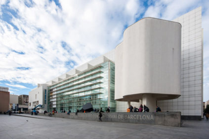 MACBA – Barcelona Museum of Contemporary Art