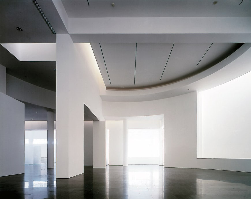 MACBA museum Barcelona Richard Meier 5