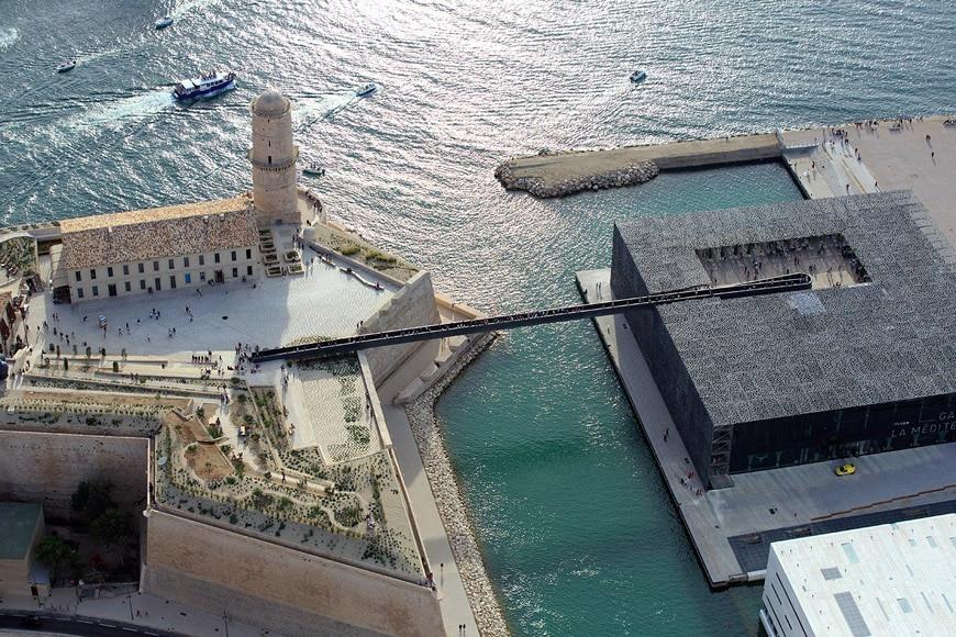 MUCEM museum Marseille Rudy Ricciotti 1
