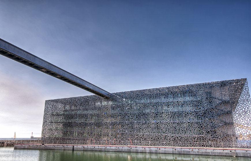 MUCEM museum Marseille Rudy Ricciotti 16