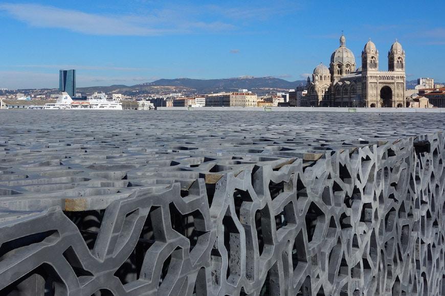 MUCEM museum Marseille Rudy Ricciotti 31