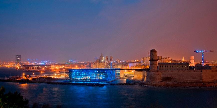 MUCEM museum Marseille Rudy Ricciotti 5