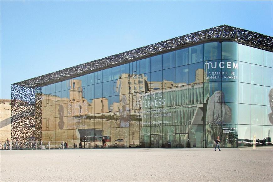 MUCEM museum Marseille Rudy Ricciotti 9