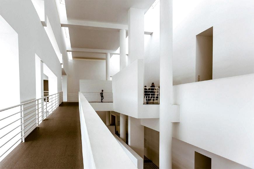 Macba-Barcelona-interior-view-Vincent-Moschetti