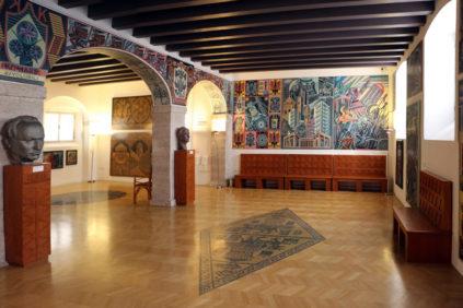 Casa d'Arte Futurista Depero, Rovereto – Depero Futurist House