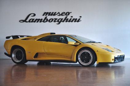 Lamborghini Museum | S. Agata Bolognese