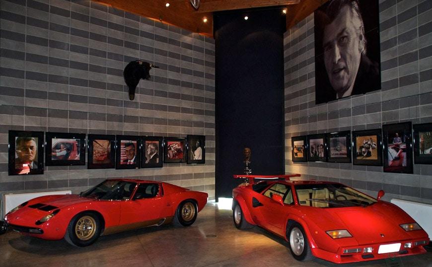 Museo Lamborghini Sant'Agata Bolognese 3