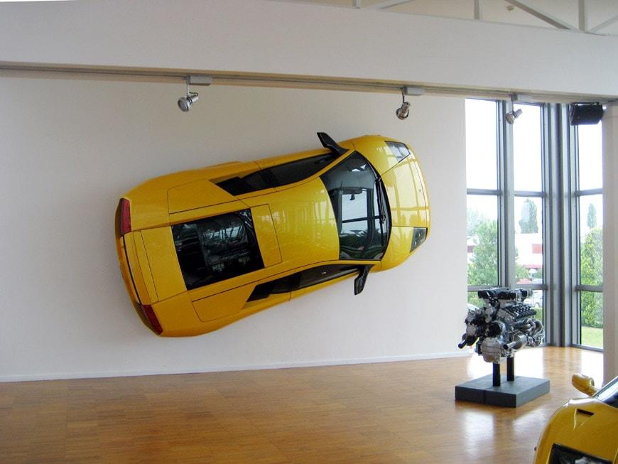 Museo Lamborghini Sant'Agata Bolognese 5
