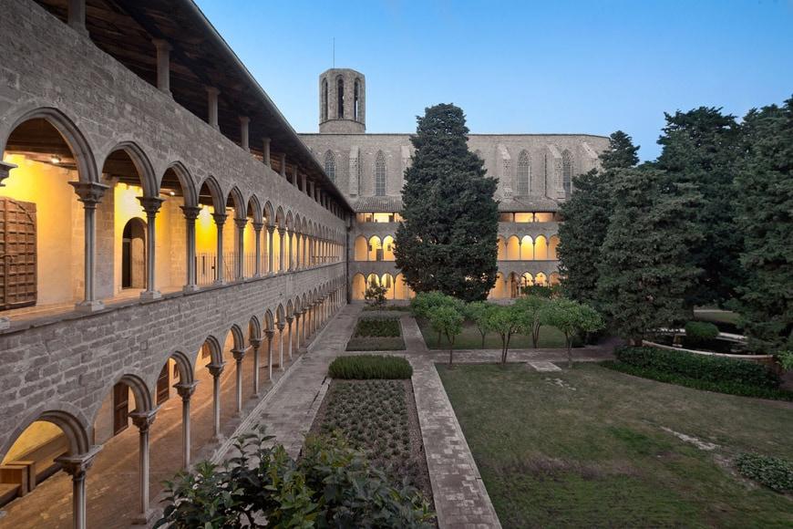 Museu Monestir Pedralbes Barcelona 2