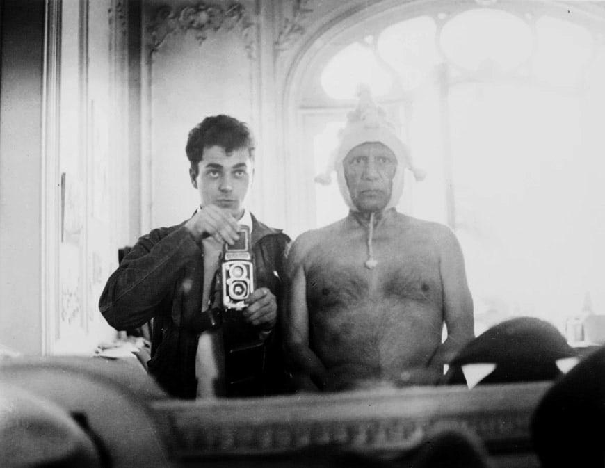 Pablo Picasso André Villers 3
