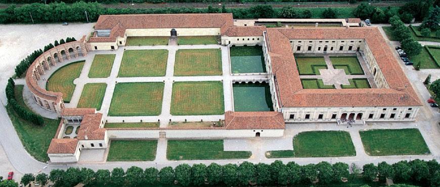 Palazzo Te Mantova Giulio Romano 01