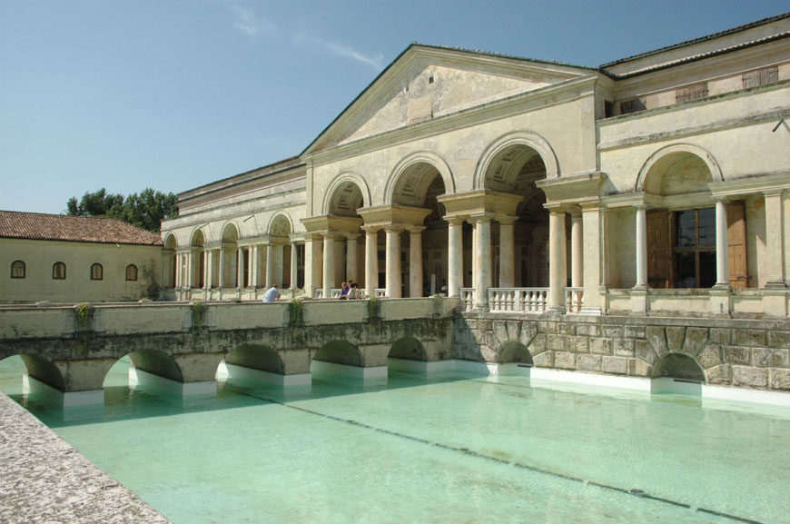 Palazzo Te Mantova Giulio Romano 02