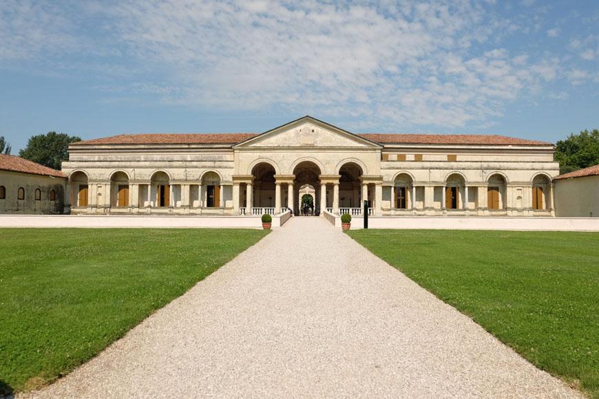 Palazzo Te Mantova Giulio Romano 03