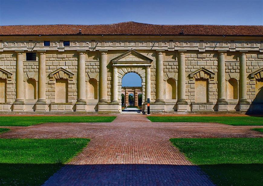 Palazzo Te Mantova Giulio Romano 04