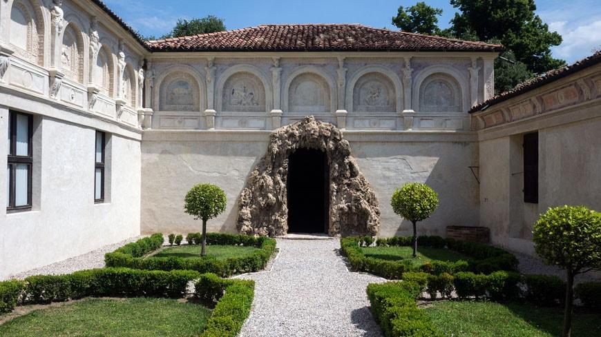 Palazzo Te Mantova Giulio Romano 12