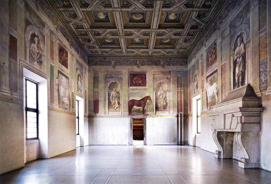 Palazzo Te Mantova Giulio Romano 18
