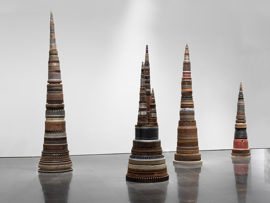Tony Cragg Minster MACBA Barcelona collection