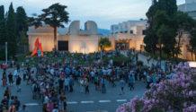 Fondazione e museo Joan Miro Barcellona
