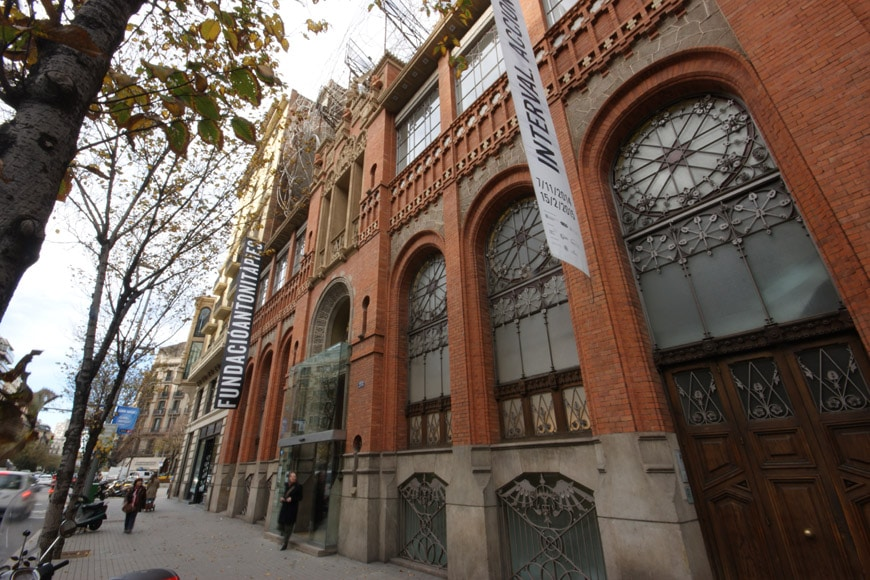 Fundacio-Tapies-Barcelona-exterior-view-photo-Inexhibit-1