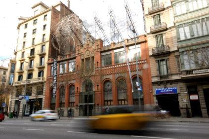 Fundació Antoni Tàpies, Barcellona