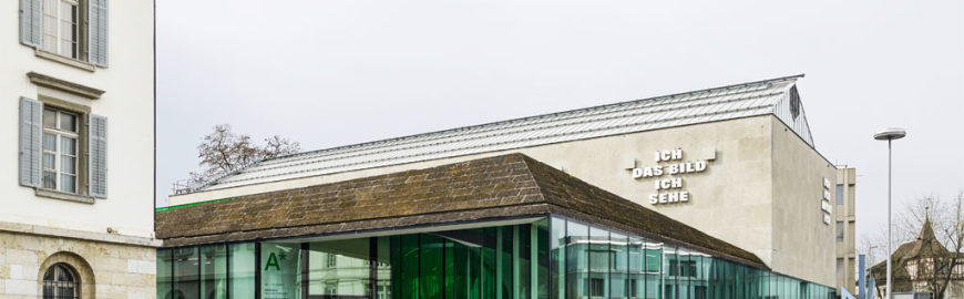 Aaargauer Kunsthaus Aarau art museum Switzerland 01