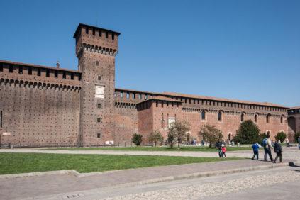 Castello Sforzesco – Sforza Castle