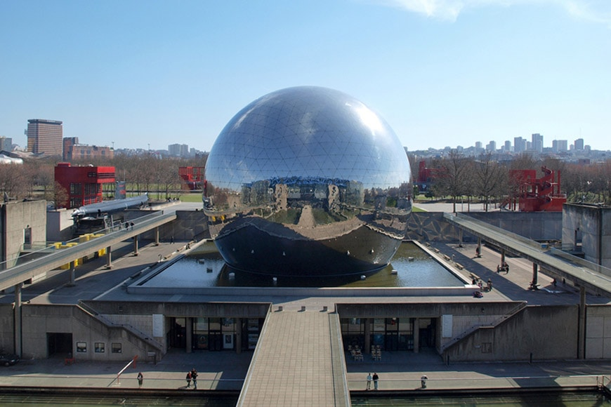 Cité des Sciences et de l'Industrie Paris 01