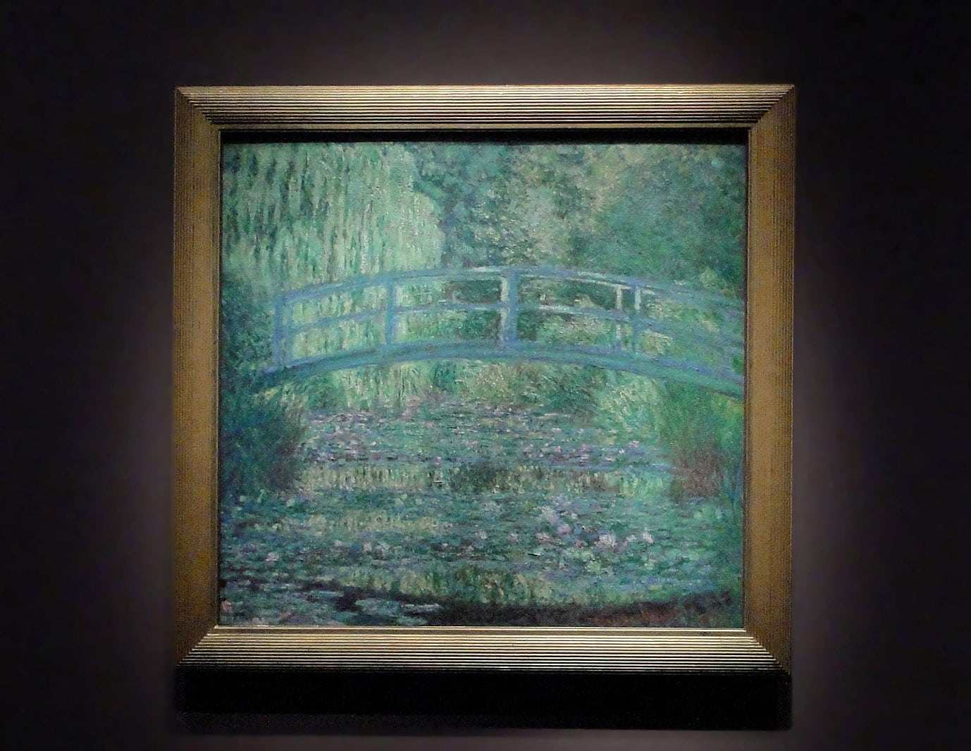 Claude Monet Lily pond green harmony Musée d'Orsay Paris