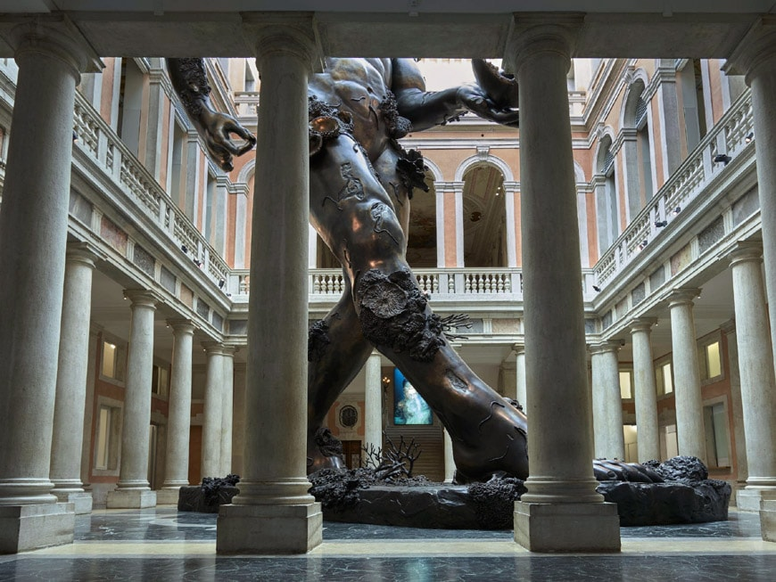 Damien Hirst exhibition Palazzo Grassi Venice