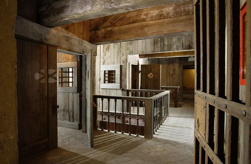 Doge's Palace Venice Piombi prisons