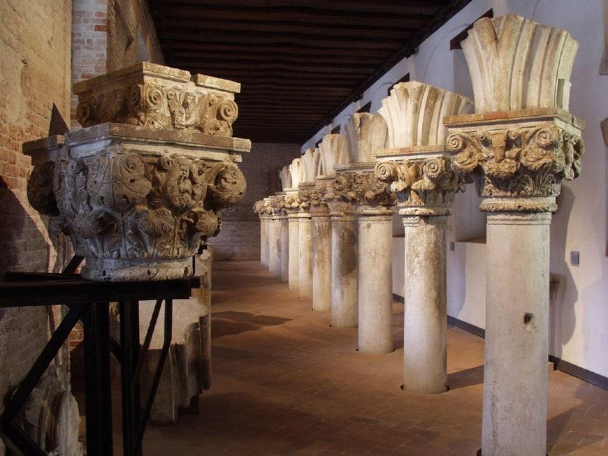 Doge's Palace museum Venice
