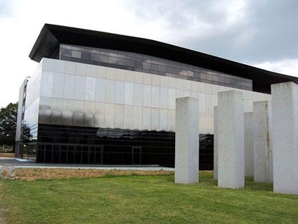 FRAC Bretagne contemporary art center 01