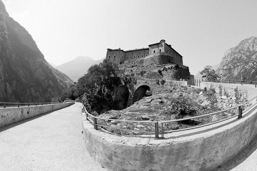 Forte di Bard Valle d'Aosta 1