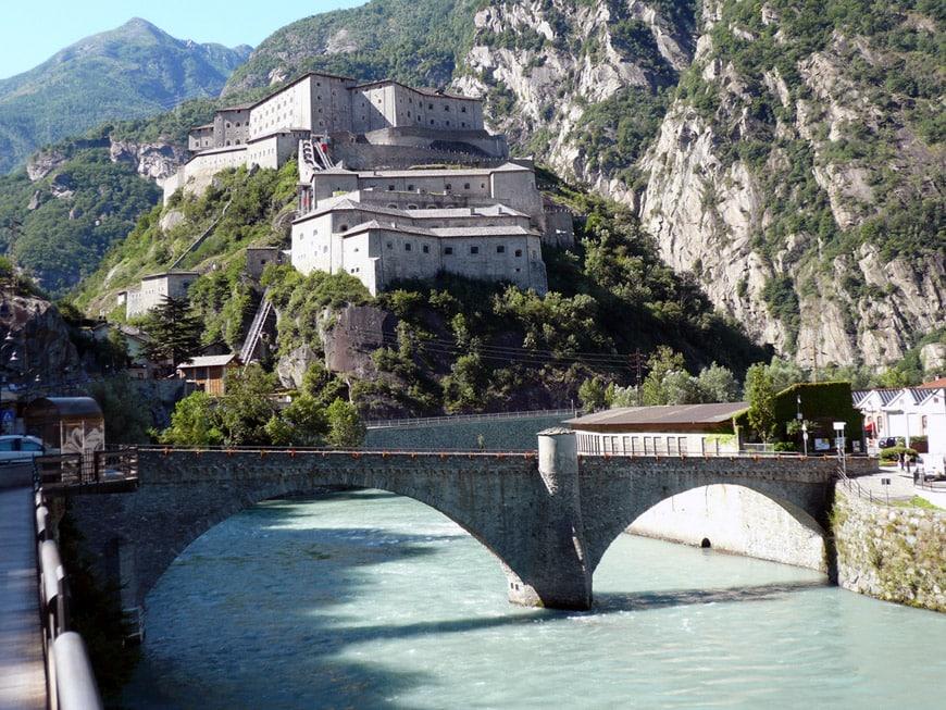 Forte di Bard Valle d'Aosta 2