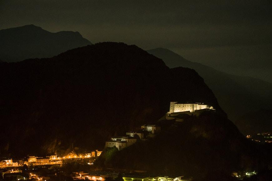 Forte di Bard Valle d'Aosta 3