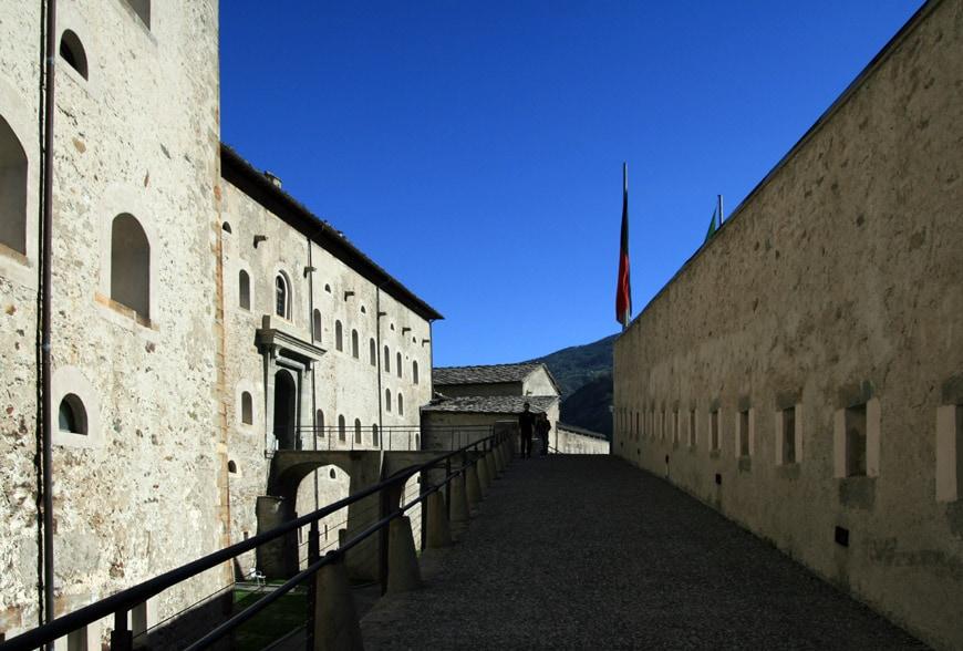 Forte di Bard Valle d'Aosta 4