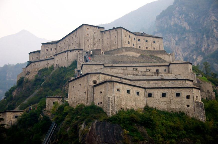 Forte di Bard Valle d'Aosta 5