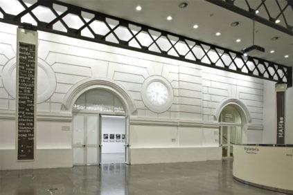MAMbo – Museo d'Arte Moderna a Bologna.