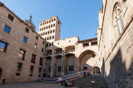 MUHBA Plaça del Rei – Museo di Storia di Barcellona
