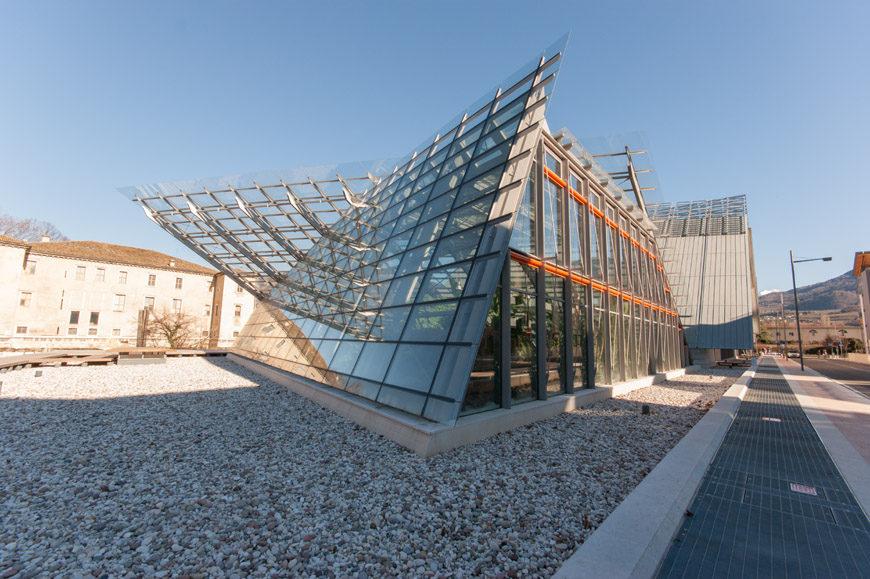 MuSe Science Museum Trento Renzo Piano
