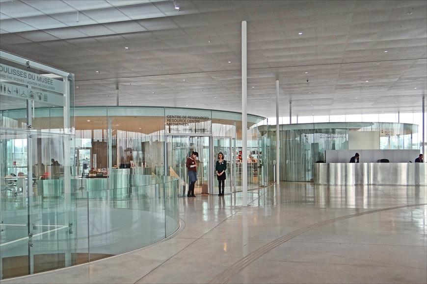 Musée du Louvre-Lens SANA interno 2