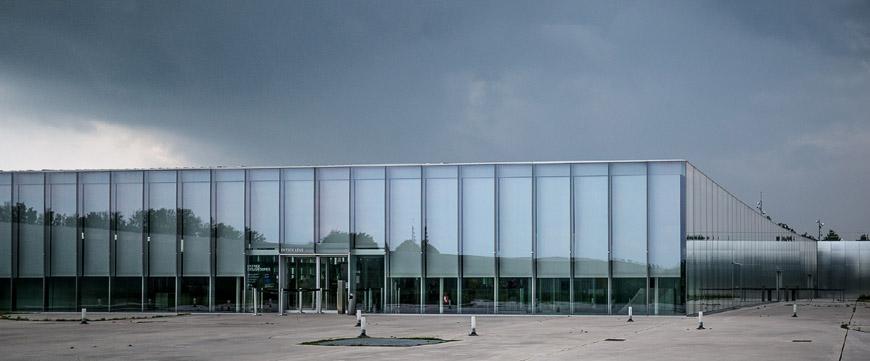 Musée du Louvre-Lens SANAA 5