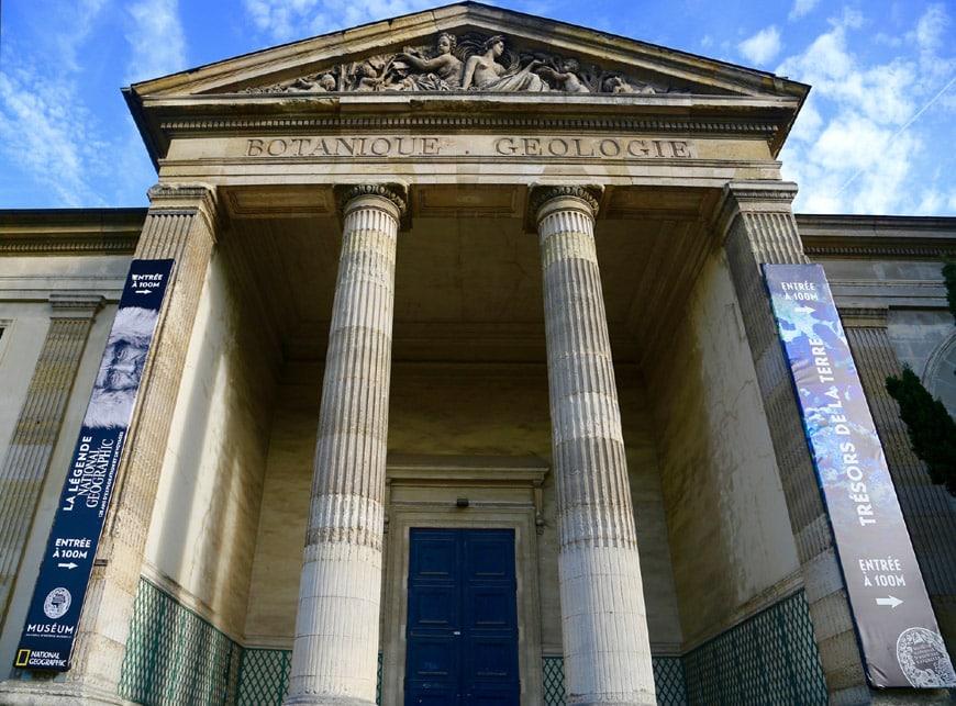 Natural History Museum Paris Jardin des Plantes